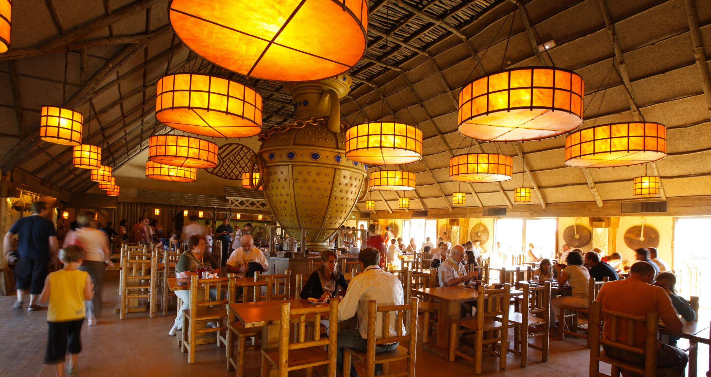 restaurant Puy de Fou