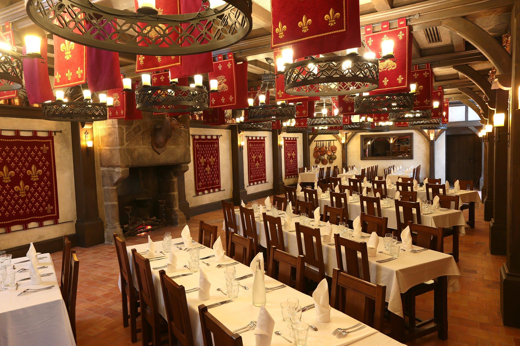 restaurants gastronomiques à Les Epesse